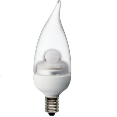 40W Equivalent Daylight (5000K) CAC Clear Dimmable LED Light Bulb