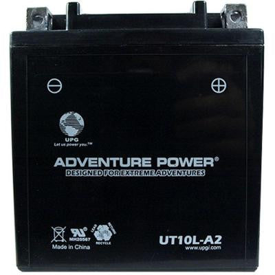 Sealed AGM 12-Volt 10 Ah Capacity D Terminal Battery