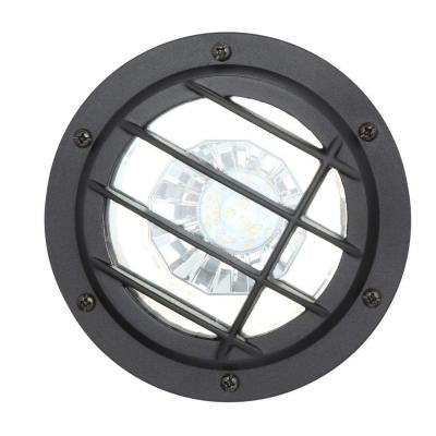 Low Voltage LED Black Well Light
