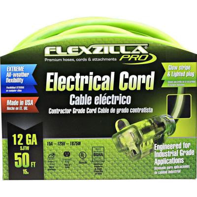 50 ft. 12/3 Extension Cord