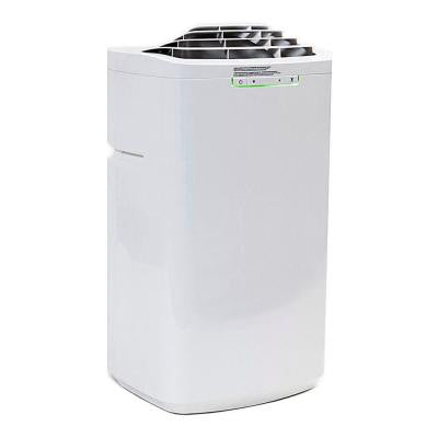 Eco-Friendly 11,000 BTU Dual Hose Portable Air Conditioner