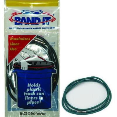 32 to 55 Gal. Band It Elastic Trash Bag Loops (Case of 36)