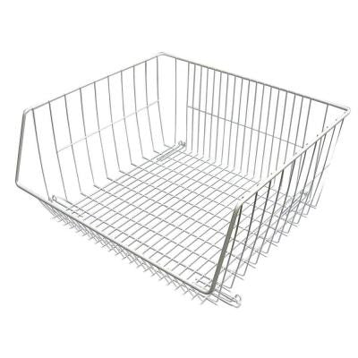 16-1/2 in. x 14 in. Stack-or-Hang Wire Storage Basket