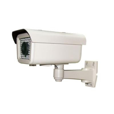 Wired 700 TVL 1/3 in. 960H CCD Indoor/Outdoor Bullet Camera - Off white