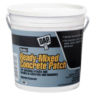 1-gal. Gray Ready-Mixed Concrete Patch