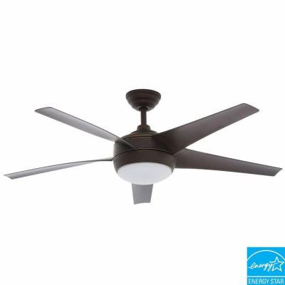 Windward IV 52 in. Oil Rubbed Bronze Ceiling Fan