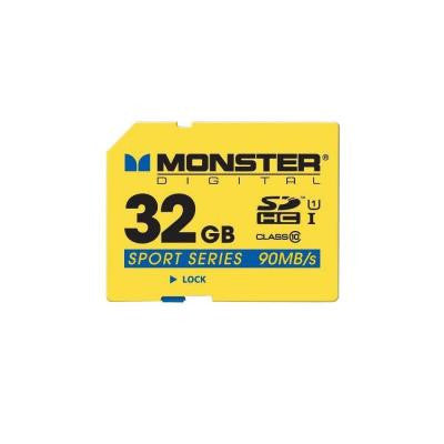 Sport90 32GB SDHC Full Size SD Card