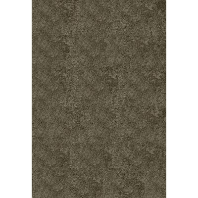 Luster Shag Grey 3 ft. x 5 ft. Indoor Area Rug