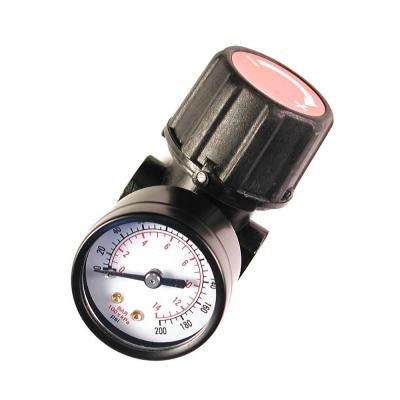 1/4 in. NPT Replacement Air Regulator with Steel-Protected Gauge