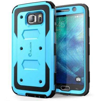 Armorbox Full Body Case for Galaxy S6 - Blue