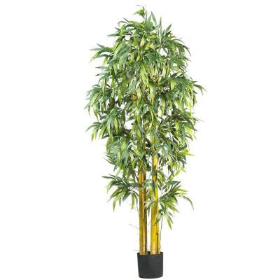 6 ft. Silk Bamboo Tree