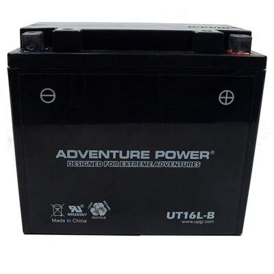 Sealed AGM 12-Volt 17 Ah Capacity D Terminal Battery
