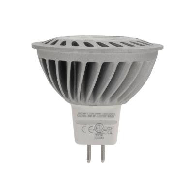 30W Equivalent Cool White (5000K) MR16 Narrow Flood LED Light Bulb