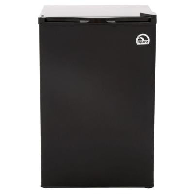4.5 cu. ft. Mini Refrigerator in Black