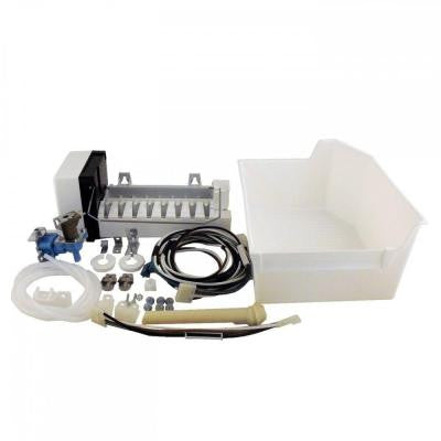 12 in. x 9 in. x 5-1/2 in. Replacement Ice Maker Kit