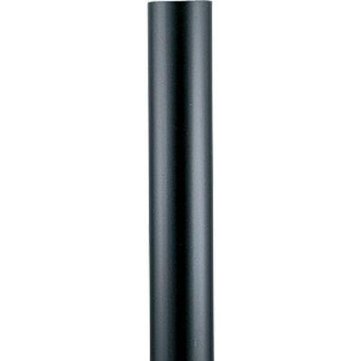 Black 12 ft. Exterior Lighting Post