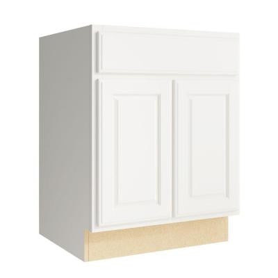 Salvo 24 in. W x 31 in. H Vanity Cabinet Only in Lace