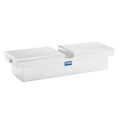 63 in. Aluminum Gullwing Crossover Tool Box
