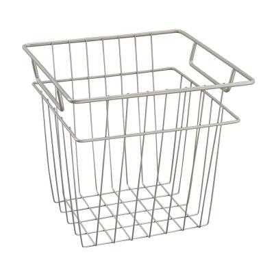Small Wire Basket in Nickel