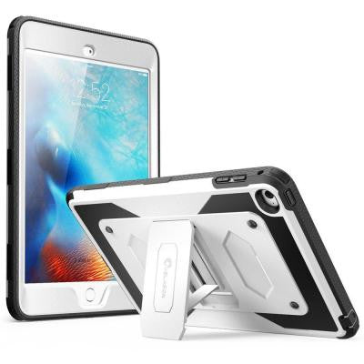 Armorbox Full Body Protective Case for Apple iPad Mini 4 Case - White
