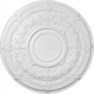 33-7/8 in. Dauphine Ceiling Medallion
