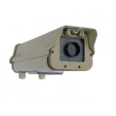 Vandal-Proof Toughened Glass Camera Housing