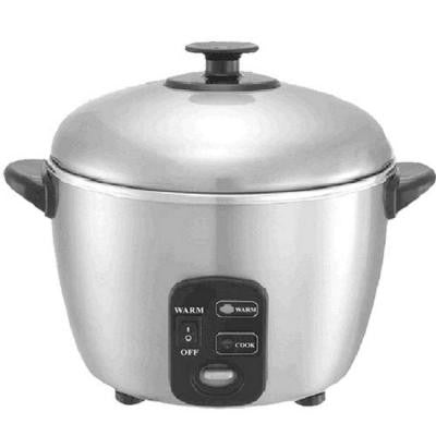 3-Cup Rice Cooker/Steamer