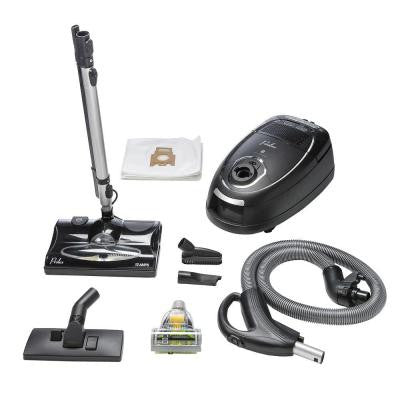 Stealth 2 Quiet HEPA Multi Carpet and Hard Floor Canister Vacuum Cleaner