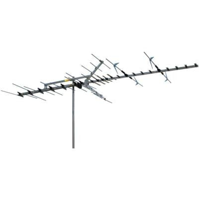 60-Mile Range Indoor/Outdoor HDTV HI-VHF Antenna