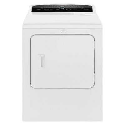 Cabrio 7.0 cu. ft. Electric Dryer with Steam in White