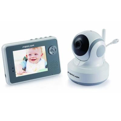 3.5 in. LCD Baby Monitor