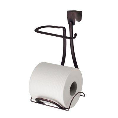 Axis Over-the-Tank Toilet Paper Holder Plus in Bronze