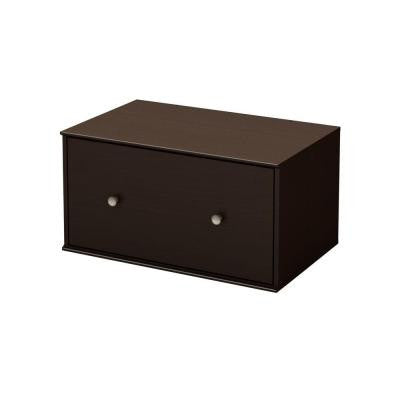 Stor It Storage Drawer in Chocolate