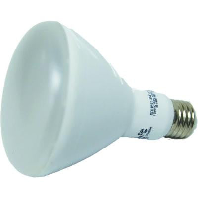 75W Equivalent Soft White BR40 LED Light Bulb