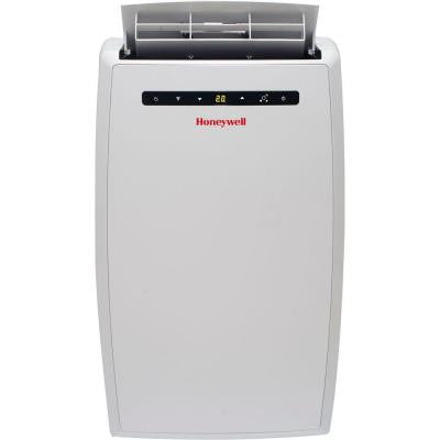 10,000 BTU Portable Air Conditioner with Remote Control in White