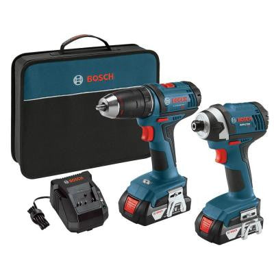18-Volt Lithium-Ion Cordless Combo Kit (2-Tool)