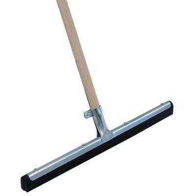 18 Inch Moss Floor Squeegee with Handle (Case of 6)