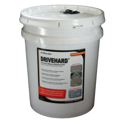 5 gal. Premium Concrete and Masonry Weatherproofer and Fortifier