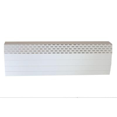 6 ft. Hot Water Hydronic Baseboard Cover (Not for Electric Baseboard)