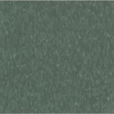Imperial Texture Greenery Standard Excelon Vinyl Tile - 6 in. x 6 in. Take Home Sample