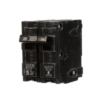 20 Amp Double-Pole Type QP Circuit Breaker