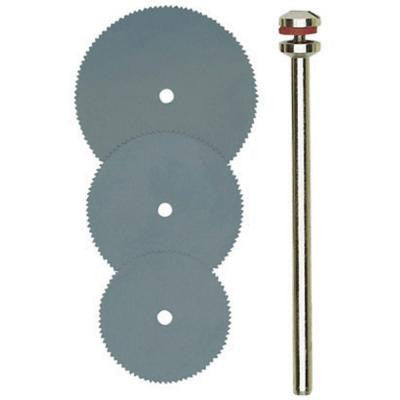 Metal Spring Set Steel Cut-Off Blades (3-Piece)