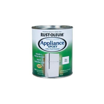 1-qt. White Gloss Appliance Paint (2-Pack)