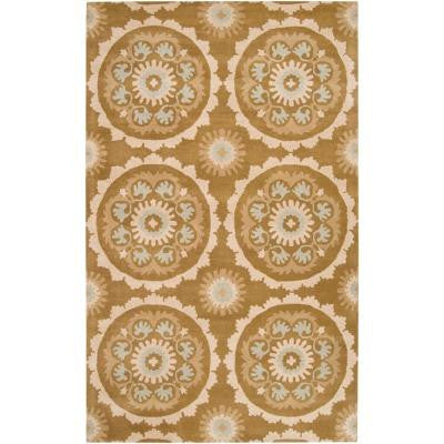 B. Smith Bronze 2 ft. x 3 ft. Accent Rug
