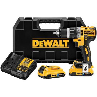 20-Volt MAX Lithium-Ion 1/2 in. Cordless Hammer Drill with Bluetooth Battery