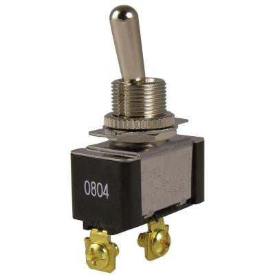 20 Amp Single-Pole Toggle Switch