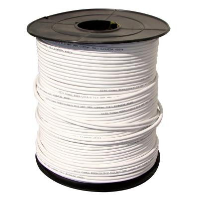 1000 ft. Power Cable with RG-59 and 2 Copper-Wire for Power