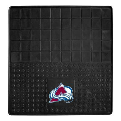 Colorado Avalanche Heavy Duty Vinyl 31 in. x 31 in. Cargo Mat