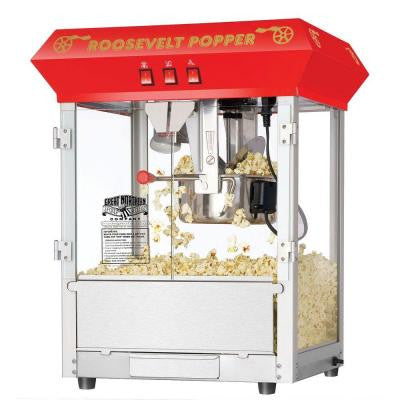 Roosevelt Tabletop Popcorn Popper Machine