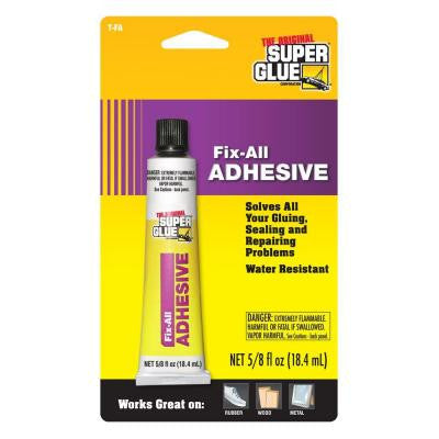 .625 fl. oz. Tube Fix-All Adhesive (12-Pack)